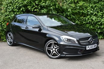 2015 MERCEDES-BENZ A CLASS 2.1 A200 CDI AMG NIGHT EDITION 5d AUTO 134 BHP £16451.00