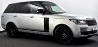 "USED 2016 16 LAND ROVER RANGE ROVER 3.0 TD V6 Vogue 4X4 (s/s) 5dr  Pan Roof, Black Pack, 22""s ++"