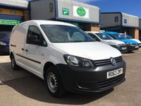 2013 VOLKSWAGEN CADDY MAXI