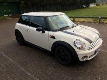 2008 MINI HATCH 1.4 One 3dr £2595.00
