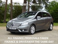 2012 MERCEDES-BENZ B CLASS 1.8 B200 CDI BLUEEFFICIENCY SE 5d 136 BHP £8995.00