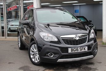 Used VAUXHALL MOKKA for sale in Romford