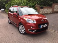 USED 2009 09 CITROEN C3 PICASSO 1.6 PICASSO EXCLUSIVE HDI 5d 90 BHP PLEASE CALL TO VIEW