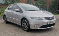 2011 HONDA CIVIC 1.8 I-VTEC SI 5d AUTO 138 BHP £6495.00