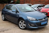 USED 2015 15 VAUXHALL ASTRA 1.6 SRI 5d 113 BHP **** 4,000 MILES ONLY * ONE OWNER * FULL SERVICE HISTORY ****