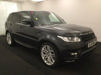 2014 LAND ROVER RANGE ROVER SPORT 3.0 SDV6 AUTOBIOGRAPHY DYNAMIC 5d AUTO 288 BHP