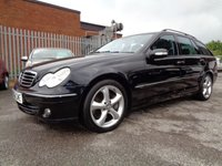 USED 2006 06 MERCEDES-BENZ C CLASS 1.8 C180 KOMPRESSOR AVANTGARDE SE 5d AUTO 141 BHP AUTOMATIC ESTATE CAR