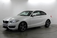 USED 2014 14 BMW 2 SERIES 2.0 220D SPORT 2d 181 BHP
