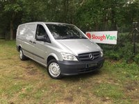 2014 MERCEDES-BENZ VITO 2.1 113 CDI LWB AIR CON