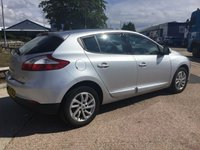USED 2014 14 RENAULT MEGANE 1.5 DYNAMIQUE TOMTOM ENERGY DCI S/S 5d 110 BHP