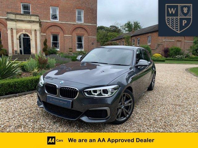 2017 BMW 1 SERIES 3.0 M140I 5d AUTO 335 BHP