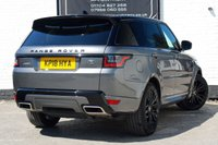 USED 2018 18 LAND ROVER RANGE ROVER SPORT 3.0 SDV6 AUTOBIOGRAPHY DYNAMIC 5d AUTO 306 BHP