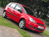 2007 FORD FIESTA 1.4 STYLE CLIMATE 16V 5d 78 BHP [SOUTHWICK SITE] £2995.00