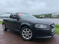 USED 2010 10 AUDI A3 1.6 TDI 2d 103 BHP **GREAT VALUE CABRIOLET**
