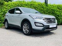 2012 HYUNDAI SANTA FE 2.2 PREMIUM CRDI 5d AUTO 194 BHP £10990.00