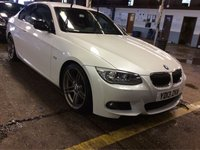 2013 BMW 3 SERIES 2.0 320D SPORT PLUS EDITION 2d AUTO 181 BHP £11748.00