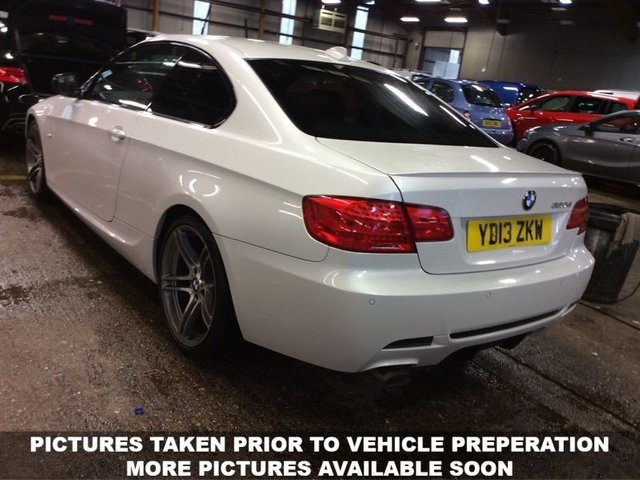 USED 2013 13 BMW 3 SERIES 2.0 320D SPORT PLUS EDITION 2d AUTO 181 BHP
