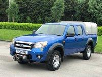 2011 FORD RANGER 2.5 XL 4X4 DCB TDCI 1d 143 BHP £SOLD