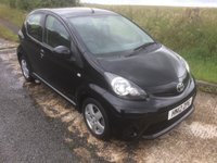 USED 2012 12 TOYOTA AYGO 1.0 VVT-i Ice 5dr LOW MILES/LONG MOT/AIR CON