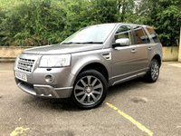 2009 LAND ROVER FREELANDER 2.2 TD4 HST 5d AUTO FULL HEATED LEATHER, GLASS ROOF, NAV,  £8990.00