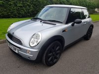 USED 2003 52 MINI HATCH ONE 1.6 ONE 3d 89 BHP Great Looking, Value Mini 3dr.