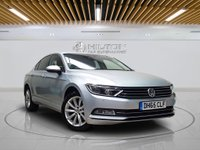"USED 2016 65 VOLKSWAGEN PASSAT 2.0 SE BUSINESS TDI BLUEMOTION TECH DSG 4d AUTO  Sat Nav | Leather | 17"" Alloys 