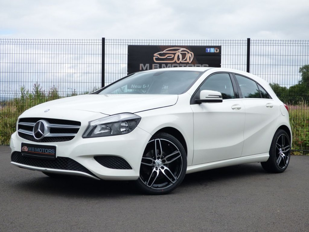 USED 2015 MERCEDES-BENZ A CLASS A180 CDI BLUEEFFICIENCY SPORT 5d 109 BHP