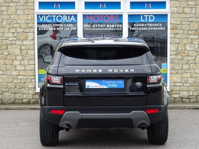 LAND ROVER RANGE ROVER EVOQUE at Victoria Motors Ltd