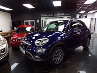 USED 2016 16 FIAT 500X 2.0 MULTIJET CROSS PLUS 5d 140 BHP