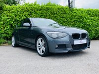 2014 BMW 1 SERIES 1.6 116I M SPORT 3d 135 BHP £9690.00
