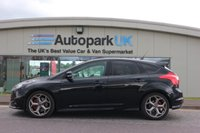 USED 2014 64 FORD FOCUS 2.0 ST-3 5d 247 BHP LOW DEPOSIT OR NO DEPOSIT FINANCE AVAILABLE