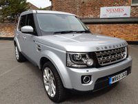 2015 LAND ROVER DISCOVERY 3.0 SDV6 HSE 5d AUTO 255 BHP £SOLD