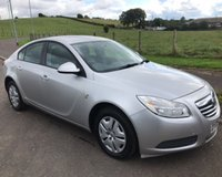 USED 2009 09 VAUXHALL INSIGNIA 1.8 S 5d 140 BHP 6 MONTHS PARTS+ LABOUR WARRANTY+AA COVER