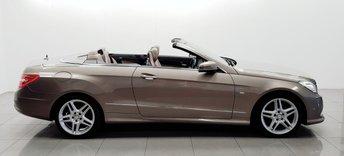2011 MERCEDES-BENZ E CLASS 2.1 E250 CDI BLUEEFFICIENCY SPORT 2d AUTO 204 BHP £12950.00