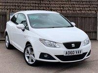 2011 SEAT IBIZA 1.4 SPORT 3d 85 BHP £3695.00