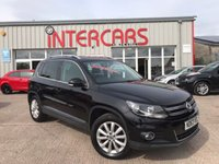 2013 VOLKSWAGEN TIGUAN 2.0 MATCH TDI BLUEMOTION TECHNOLOGY 4MOTION 5d 139 BHP £10495.00