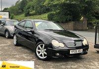 2005 MERCEDES-BENZ C CLASS 2.1 C220 CDI SE SPORTS 3d AUTO 148 BHP £2495.00