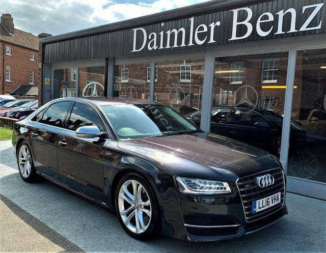 View our AUDI S8