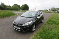 2012 FORD FIESTA 1.2 CENTURA 1Owner,Alloys,Air Con £4650.00
