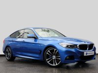 USED 2015 15 BMW 3 SERIES 2.0 320D M SPORT GRAN TURISMO 5d AUTO 181 BHP HEATED LEATHER, HARMAN KARDON, SATELLITE NAVIGATION & REAR PARKING CAMERA......