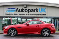2012 MERCEDES-BENZ SLK 1.8 SLK250 BLUEEFFICIENCY AMG SPORT 2d AUTO 204 BHP £12595.00