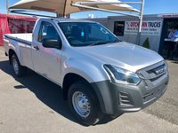 2020 ISUZU D-MAX 4x4 Single Cab Pick-Up 2019MY Euro 6 £17995.00