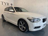 USED 2012 62 BMW 1 SERIES 2.0 118D SE 5d 141 BHP
