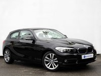 USED 2016 16 BMW 1 SERIES 1.5 118I SPORT 3d AUTO 134 BHP Only £30 Road Fund License......Full BMW Service History......