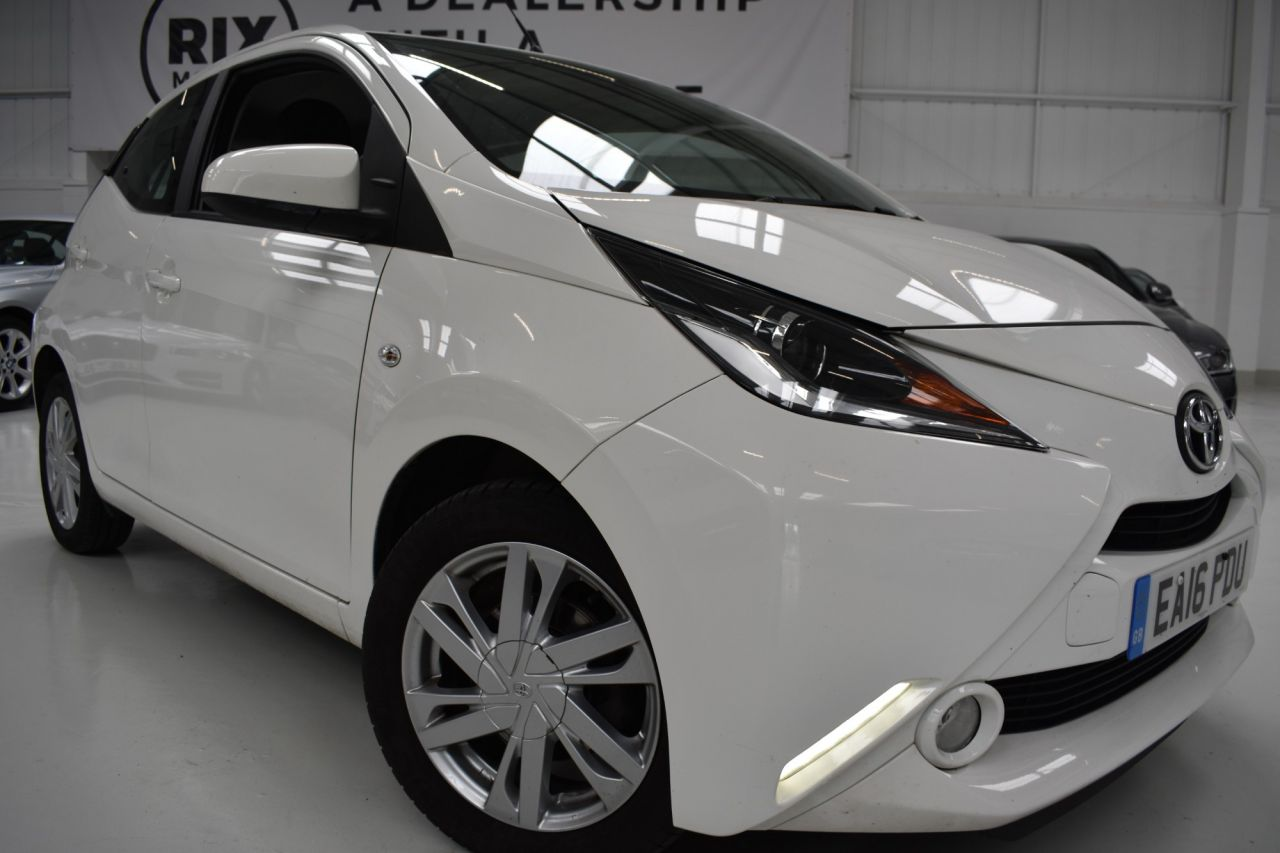 Used TOYOTA AYGOfor sale