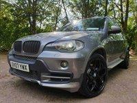 USED 2007 07 BMW X5 3.0D SE M SPORT SPEC AUTO 232 BHP AERO BODYS STYLING 5DR ESTATE AERO BODY STYLING* XENONS*