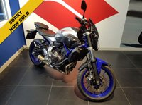 USED 2016 16 YAMAHA MT-07  ABS***TASTY AND SOUGHT AFTER***SOLD***