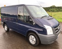 USED 2012 12 FORD TRANSIT 2.2 DIESEL 300 LR NO VAT VAN 85 BHP 6 MONTHS PART AND LABOUR WARRANTY