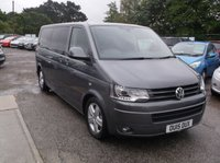2015 VOLKSWAGEN CARAVELLE 2.0 SE TDI BLUEMOTION TECHNOLOGY 5d AUTO 180 BHP £29995.00