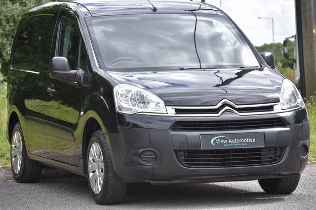 2015 15 CITROEN BERLINGO 1.6 625 ENTERPRISE L1 HDI 1d 74 BHP
